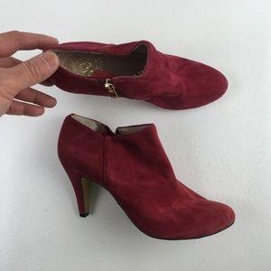 Vince Camuto Merlot Heels D4916735